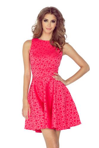 Tumeroosa kleit
