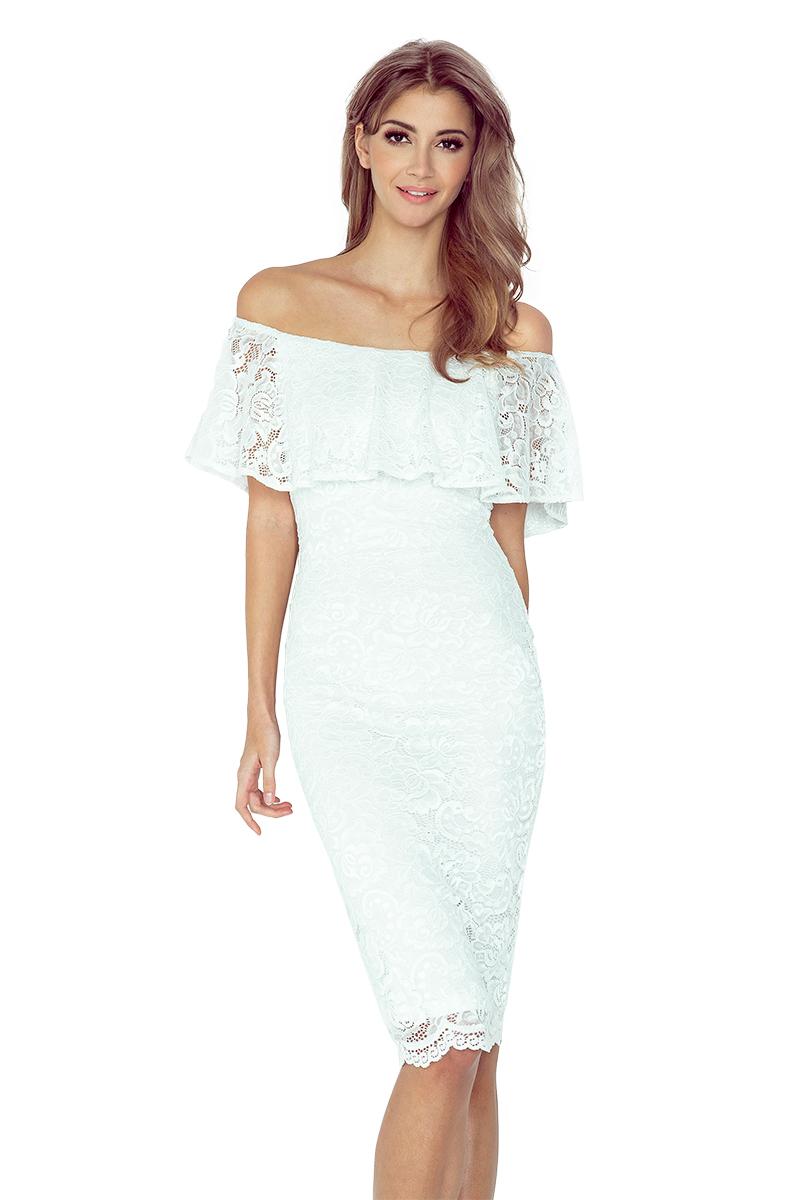 4133d0a3dd3 Valge pitskleit L0575 | Kleidid | Pidulikud kleidid | Maksikleidid ...
