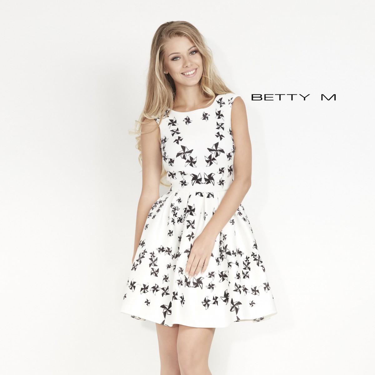 d811f32d61b Pidulik kleit must-valge   Kleidid   Pidulikud kleidid ...