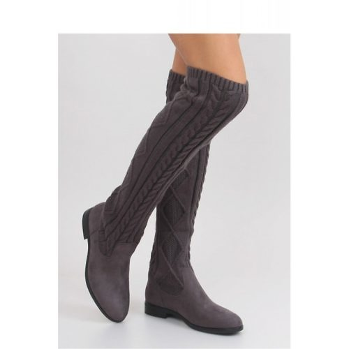 kootud sukk-saapad