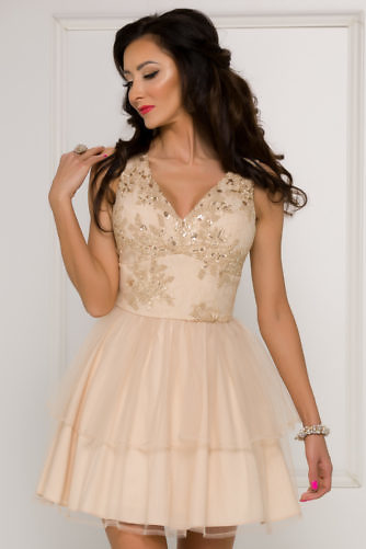 Pidulik kleit beež