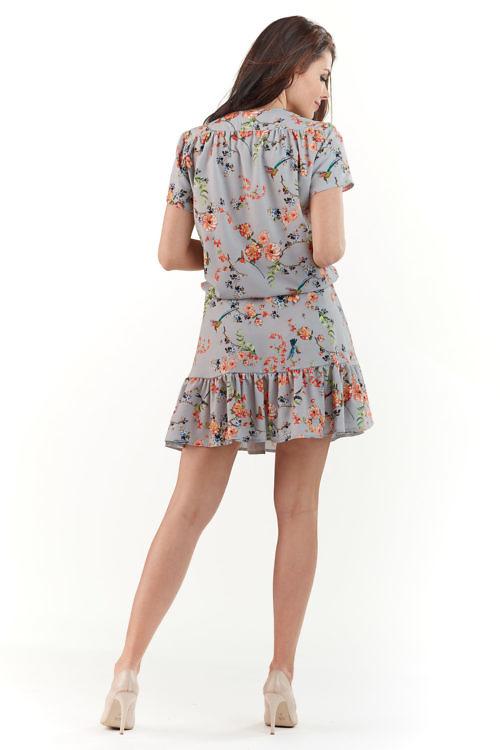 lilleline kleit satsiga