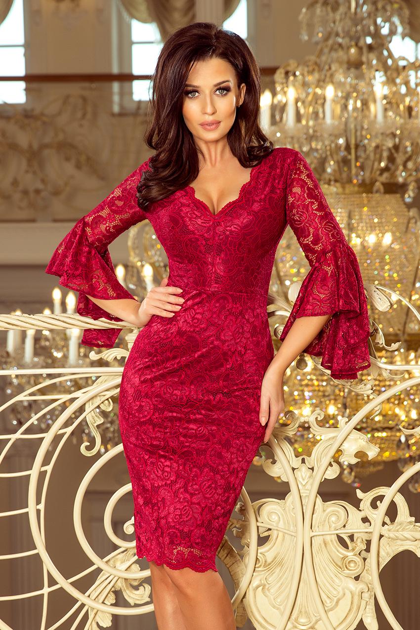 581aa30127a Pitsist kleit Hispaania-varrukatega N8234-1   Kleidid   Pidulikud ...