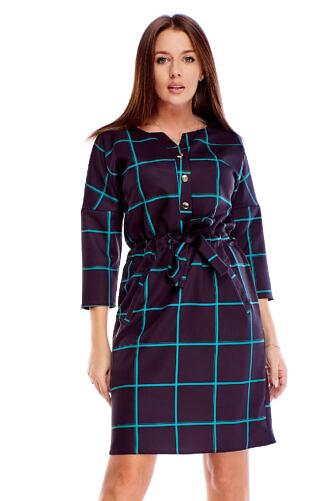 Särk-kleit ruuduline