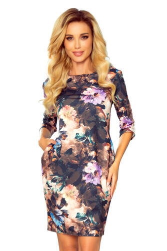 Lilleline kleit taskutega